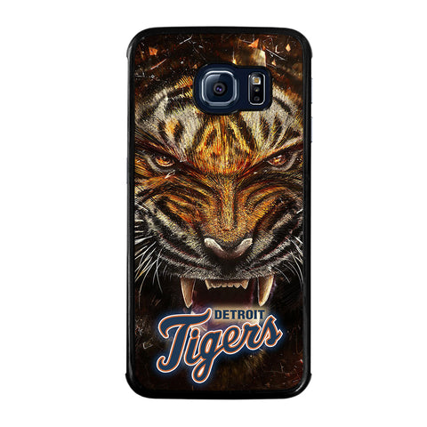 DETROIT TIGERS BASEBALL-samsung-galaxy-S6-edge-case-cover