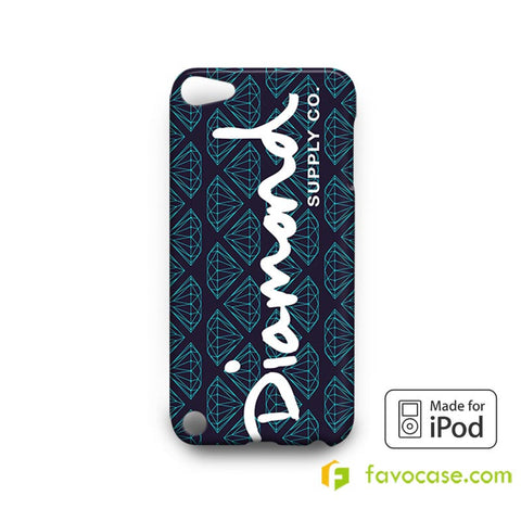 DIAMOND SUPPLY .co 2  iPodTouch 4, 5 Case Cover