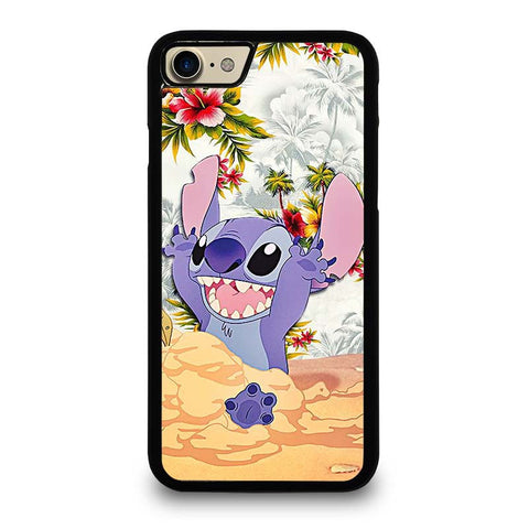 DISNEY-LILO-&-STITCH-VINTAGE-FLORAL-case-for-iphone-ipod-samsung-galaxy
