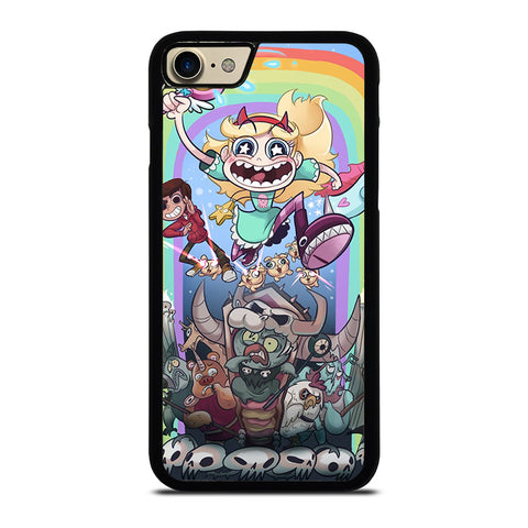 DISNEY STAR VS THE FORCE OF EVIL-case-for-iphone-ipod-samsung-galaxy