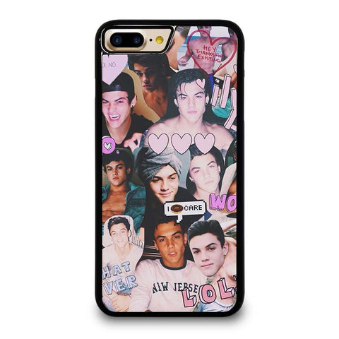 DOLAN TWINS COLLAGE iPhone 4/4S 5/5S/SE 5C 6/6S 7 8 Plus X Case Cover