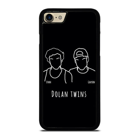 DOLAN TWINS DRAWING CARTOON Case for iPhone, iPod and Samsung Galaxy - best custom phone case