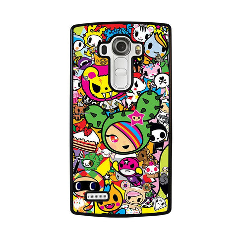 DONUTELLA-UNICORNO-TOKIDOKI-COLLAGE-lg-g4-case-cover