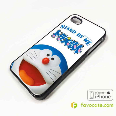 DORAEMON Stand by Me iPhone 4/4S 5/5S 5C 6 6 Plus Case Cover