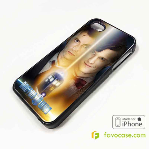 DR. DOCTOR WHO iPhone 4/4S 5/5S/SE 5C 6/6S 7 8 Plus X Case Cover
