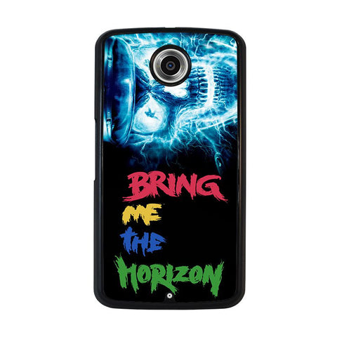 ELECTRIC-SKULL-BONE-nexus-6-case-cover