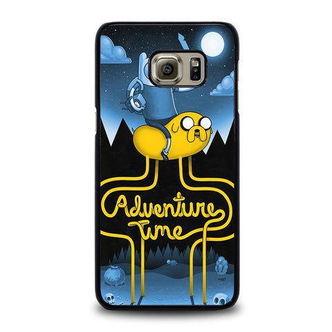 FINN-AND-JAKE-2-Adventure-Time-samsung-galaxy-s6-edge-plus-case-cover