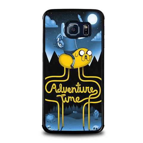 FINN-AND-JAKE-2-Adventure-Time-samsung-galaxy-s6-edge-case-cover