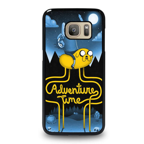FINN-AND-JAKE-2-Adventure-Time-samsung-galaxy-S7-case-cover