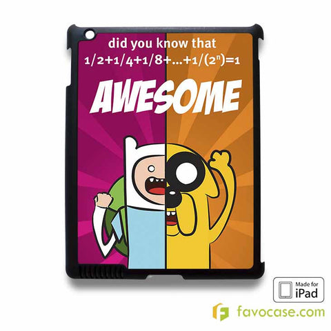 FINN AND JAKE 1 Adventure Time iPad 2 3 4 5 Air Mini Case Cover