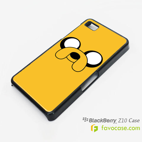FINN AND JAKE 3 Adventure Time Blackberry Z10 Q10 Case Cover