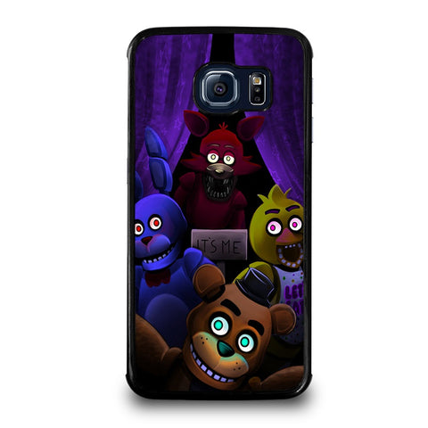 FIVE-NIGHTS-AT-FREDDY'S-samsung-galaxy-S6-edge-case-cover