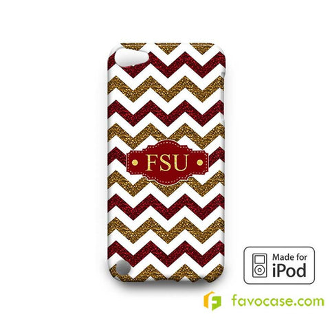 FLORIDA STATE FSU COLLEGE FOOTBALL  iPod Touch 4 5 6 Case