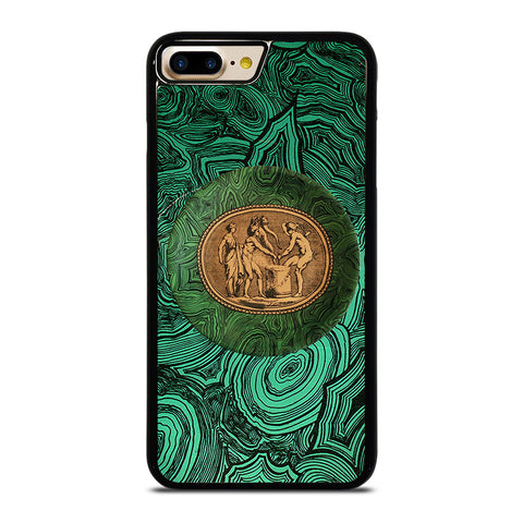 FORNASETTI MALACHITE iPhone 4/4S 5/5S/SE 5C 6/6S 7 8 Plus X Case - Best Custom Phone Cover Design