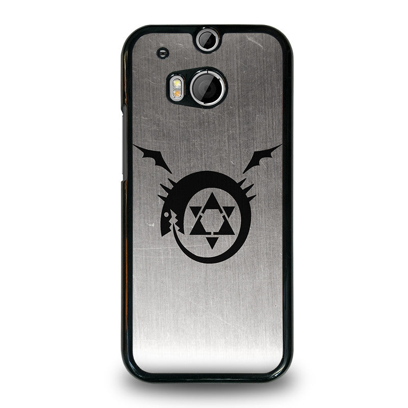 Fullmetal Alchemist Homunculus Tattoo Htc One M8 Case Cover Favocase