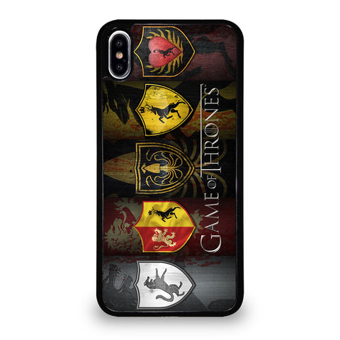 GAME OF THRONES 1-iphone-xs-max-case-cover