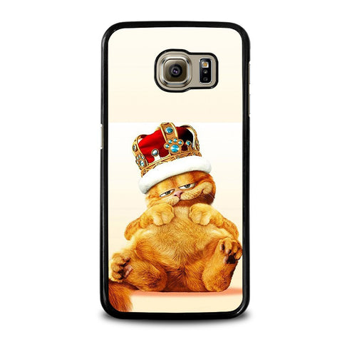 GARFIELD-GARFIELD-King-Of-Lazy-Cat-samsung-galaxy-s6-case-cover