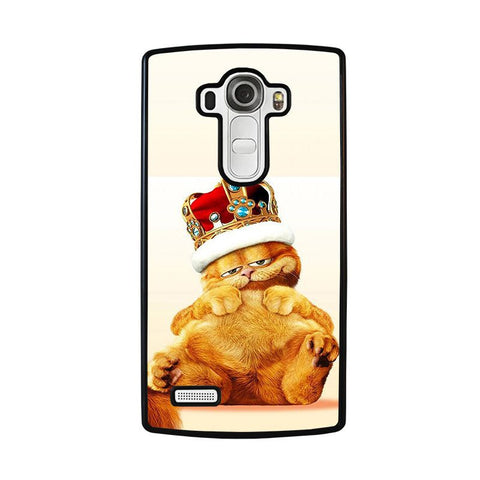 GARFIELD-GARFIELD-King-Of-Lazy-Cat-lg-g4-case-cover