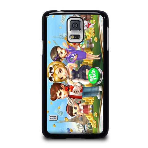 GET-RICH-GAME-Line-samsung-galaxy-s5-case-cover