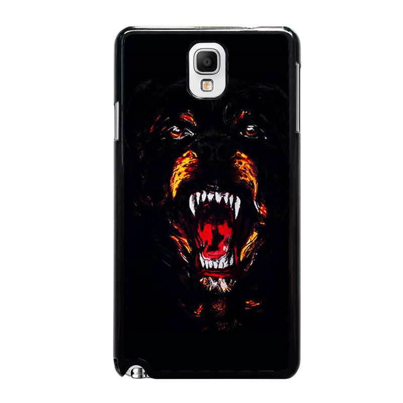 Givenchy Rottweiler Samsung Galaxy Note 3 Case Best Custom Phone