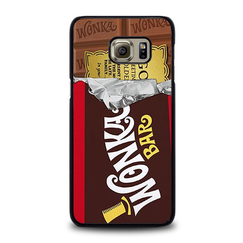 GOLDEN-TICKET-CHOCOLATE-WONKA-BAR-samsung-galaxy-s6-edge-plus-case-cover