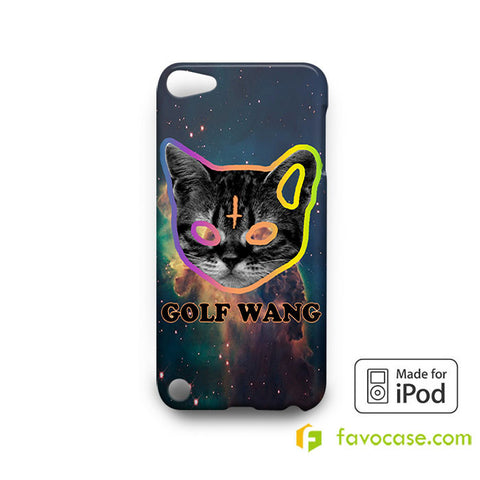 GOLF WANG  iPod Touch 4 5 6 Case