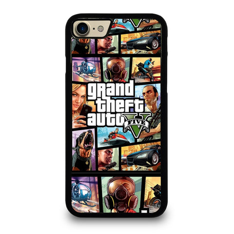 GRAND-THEFT-AUTO-GTA-GAME-Case-for-iPhone-iPod-Samsung-Galaxy-HTC-One