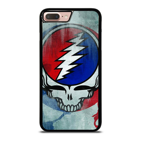 GRATEFUL DEAD ART LOGO-iphone-8-plus-case-cover