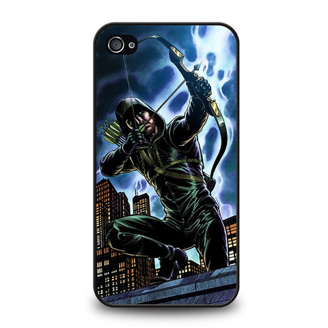 GREEN-ARROW-DC-iphone-4-4s-case-cover
