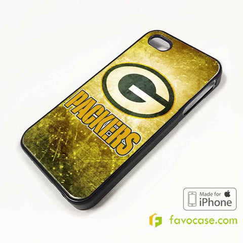 GREEN BAY PACKERS Football Team NFL iPhone 4/4S 5/5S 5C 6 6 Plus Case Cover