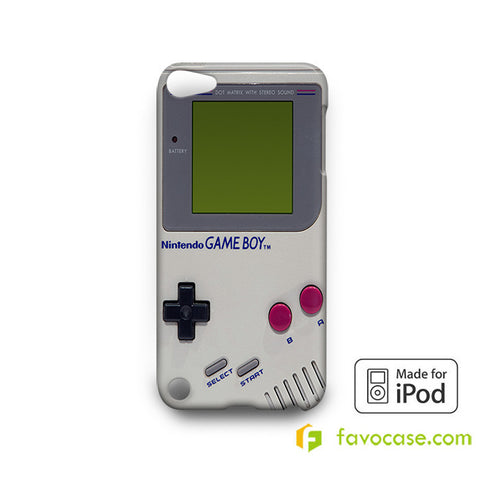 GAMEBOY GAME BOY 3  iPod Touch 4 5 6 Case