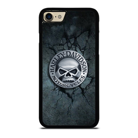 HARLEY DAVIDSON MOTORCYCLE SKULL-case-for-iphone-ipod-samsung-galaxy