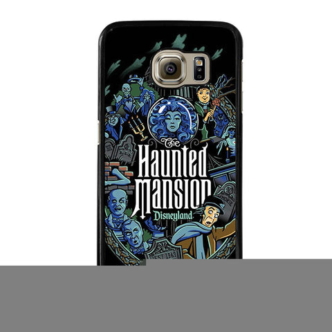 HAUNTED-MANSION-DISNEYLAND-samsung-galaxy-s6-case-cover