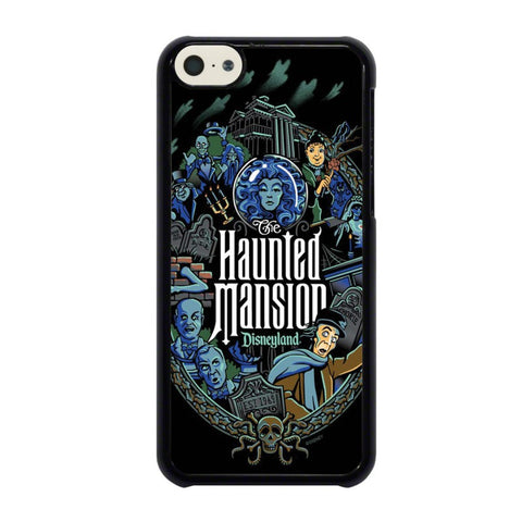 HAUNTED-MANSION-DISNEYLAND-iphone-5c-case-cover