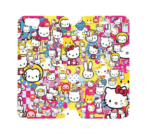 hello-kitty-collage-case-wallet-iphone-4-4s-5-5s-5c-6-plus-samsung-galaxy-s4-s5-s6-edge-note-3-4