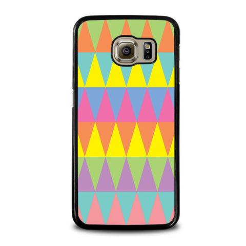 HERRINGBONE-TRIANGLE-Pattern-samsung-galaxy-s6-case-cover