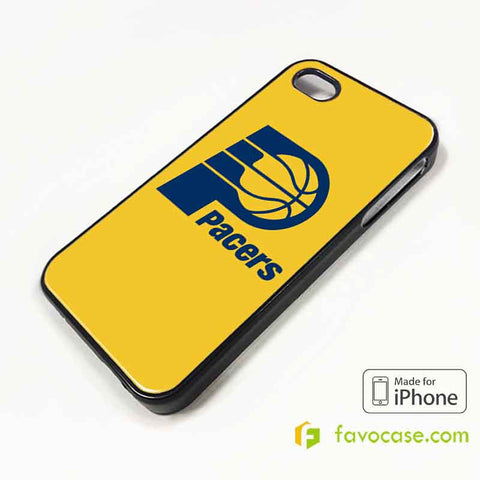 INDIANA PACERS iPhone 4/4S 5/5S/SE 5C 6/6S 7 8 Plus X Case Cover