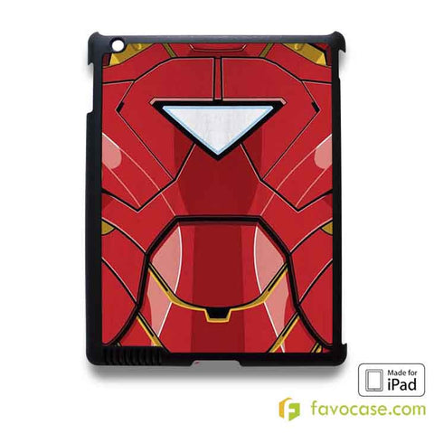 IRON MAN COSTUME iPad 2 3 4 5 Air Mini Case Cover