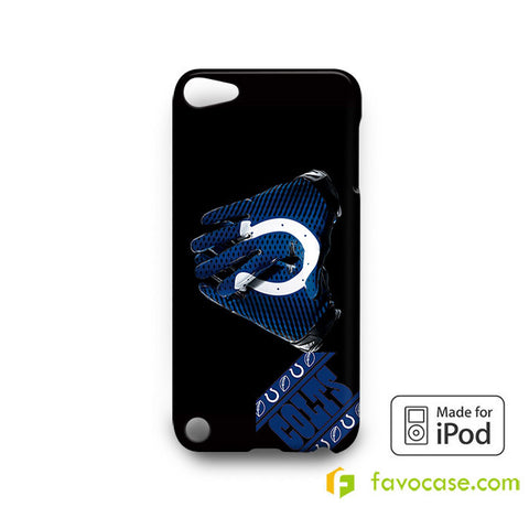 INDIANAPOLIS COLTS ASPALT  iPod Touch 4 5 6 Case