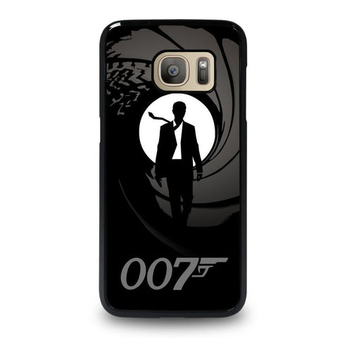 JAMES-BOND-007-samsung-galaxy-S7-case-cover
