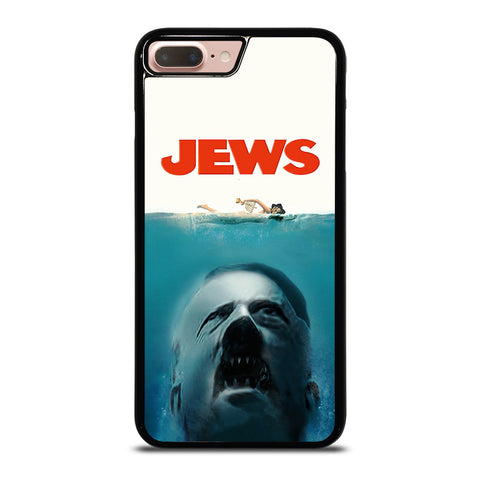 JAWS FUNNY JEWS-iphone-8-plus-case-cover