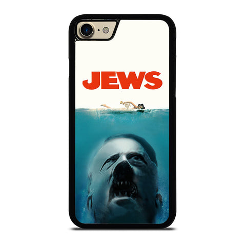 JAWS FUNNY JEWS-iphone-7-case-cover