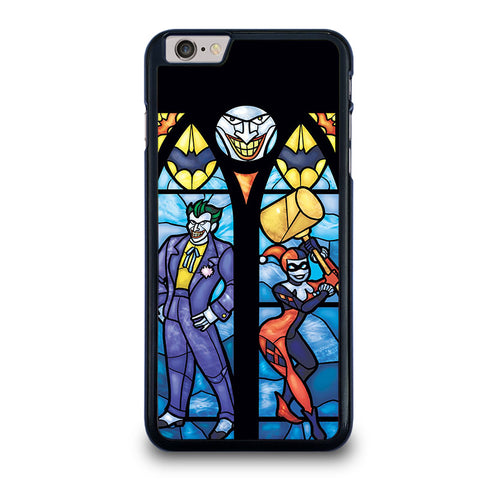 JOKER-AND-HARLEY-QUINN-ART-iphone-6-6s-plus-case-cover