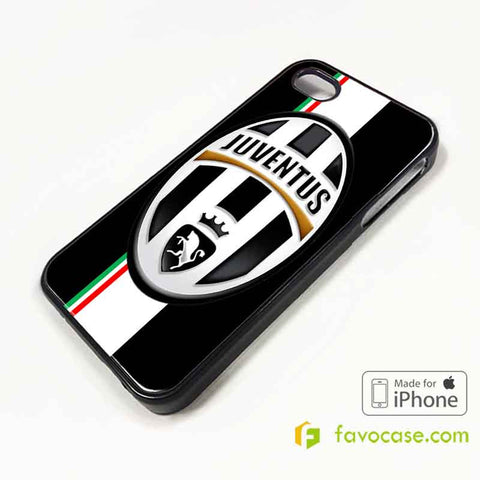 JUVENTUS Football Club FC iPhone 4/4S 5/5S/SE 5C 6/6S 7 8 Plus X Case Cover