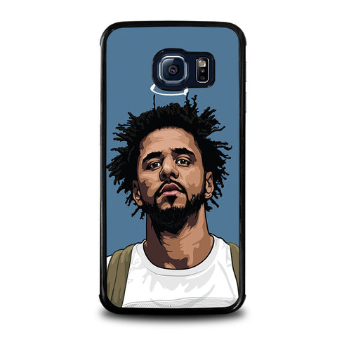 J-COLE-FOREST-CARTOON-samsung-galaxy-s6-edge-case-cover