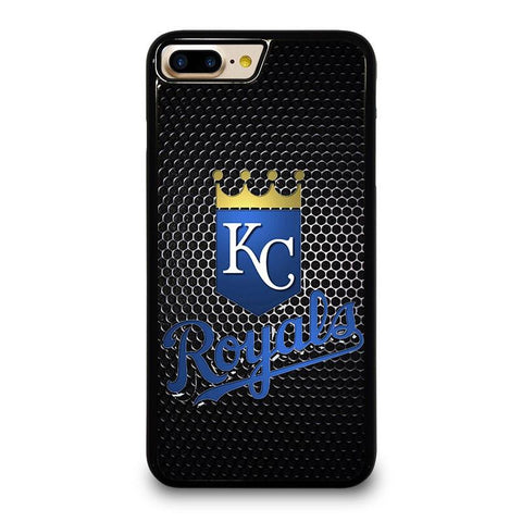 KANSAS CITY ROYALS iPhone 4/4S 5/5S/SE 5C 6/6S 7 8 Plus X Case Cover