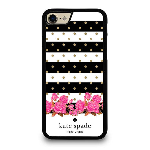 KATE-SPADE-NEW-YORK-FLORAL-POLKADOTS-case-for-iphone-ipod-samsung-galaxy