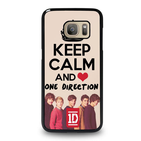 KEEP-CALM-AND-LOVE-ONE-DIRECTION-samsung-galaxy-S7-case-cover