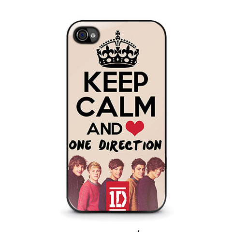 keep-calm-and-love-one-direction-iphone-4-4s-case-cover