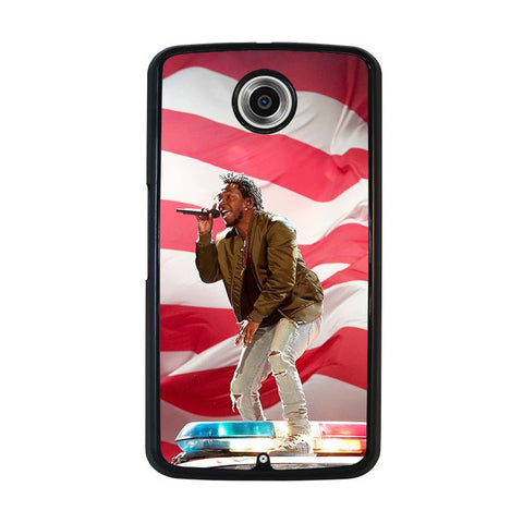 KENDRICK-LAMAR-TOUR-SHOW-nexus-6-case-cover